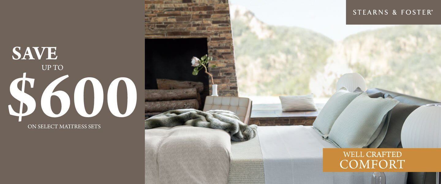 Fall Into Luxurious Sleep And Save During Stearns U0026 Fosteru0027s Veteranu0027s Day  Event.